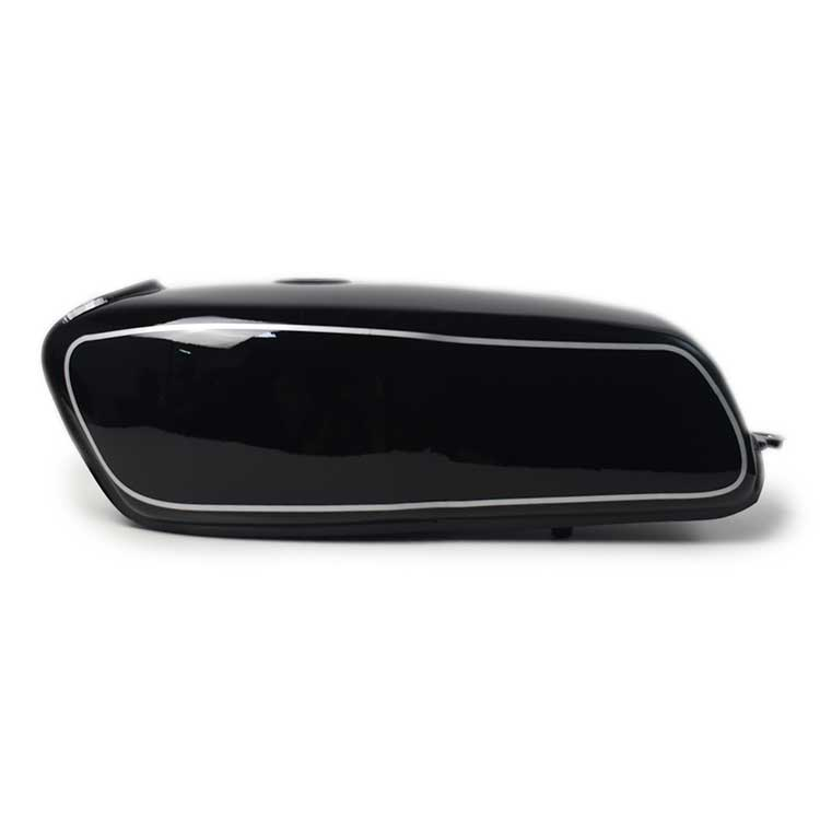 9L Racing Style Fuel Tank - Black