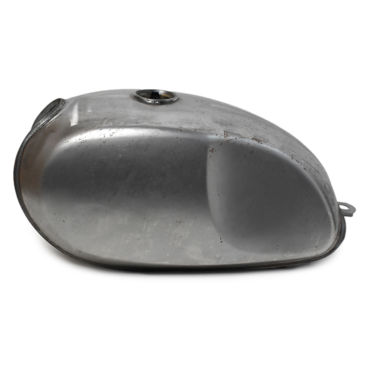11L Unpainted Cafe Style Fuel Tank - Raw