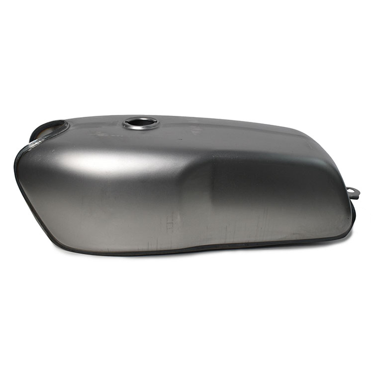 9L Unpainted Racing Style Fuel Tank - Raw