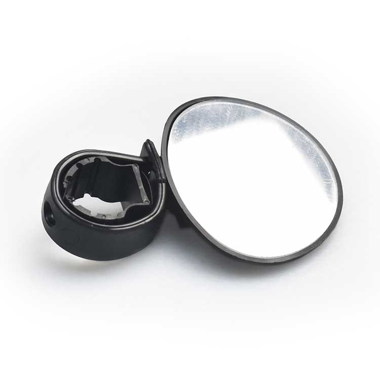 20-35mm Mini Bicycle Mirror - Black